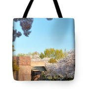 Cherry Blossoms 2013 - 021 Tote Bag