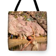 Cherry Blossoms 2013 - 077 Tote Bag
