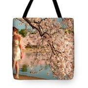Cherry Blossoms 2013 - 079 Tote Bag
