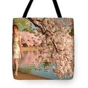 Cherry Blossoms 2013 - 080 Tote Bag
