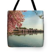 Cherry Blossoms 2013 - 084 Tote Bag