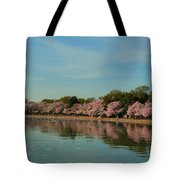 Cherry Blossoms 2013 - 088 Tote Bag