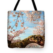 Cherry Blossoms 2013 - 089 Tote Bag