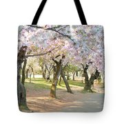 Cherry Blossoms 2013 - 099 Tote Bag