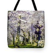 Cherry Blossoms 2014. Tote Bag