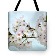 Cherry Blossoms No. 9146 Tote Bag