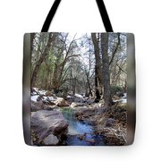 Cherry Creek Tote Bag
