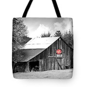 Cherry Dr Pepper Tote Bag