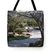 Cherry Lane Series  Picture C Tote Bag