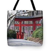 Cherry Lane Series  Picture F Tote Bag