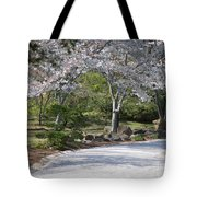 Cherry Lane Series  Picture G Tote Bag