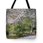 Cherry Lane Series  Picture H Tote Bag