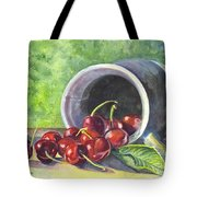 Cherry Pickins Tote Bag