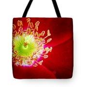 Cherry Pie Rose 01a Tote Bag