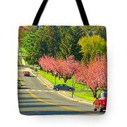 Cherry Sundae Tote Bag