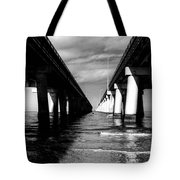 Chesapeake Bay Bridge II Tote Bag