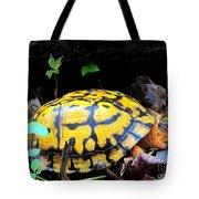 Chesapeake Box Turtle Tote Bag