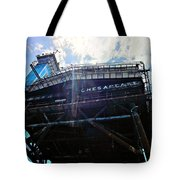 Chesapeake Lighthouse 2 Tote Bag