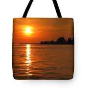 Chesapeake Sun Tote Bag