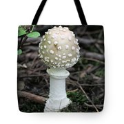Chess Piece In The Forest Tote Bag
