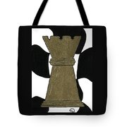Chess Queen Tote Bag