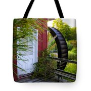 Chester County's Kimberton Mill Tote Bag
