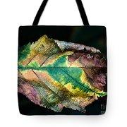 Chestnut Autumn Mosaic Tote Bag