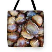 Chestnuts Tote Bag