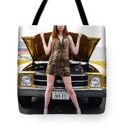 Chevelle Chick Tote Bag