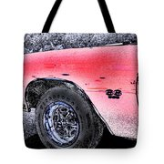 Chevelle Ss 356 Tote Bag