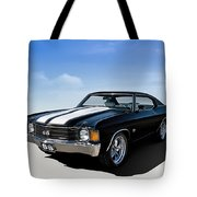 Chevelle Ss Tote Bag