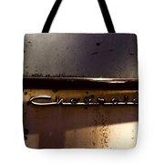 Chevrolet 3 Tote Bag
