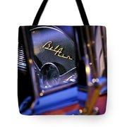 Chevrolet Belair Dash Board Emblem -754c Tote Bag