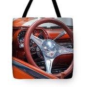 Chevrolet Bel Air Tote Bag