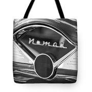 Chevrolet Belair Nomad Dashboard Emblem Tote Bag