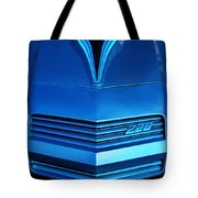 Chevrolet Camaro Z28 Tote Bag