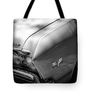 Chevrolet Chevelle Ss Grille Emblems Tote Bag