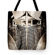 Chevrolet Grille Tote Bag