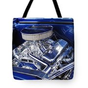 Chevrolet Hotrod Engine Tote Bag