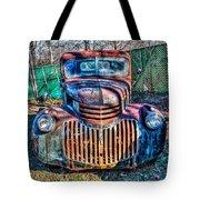 Chevrolet Smile Tote Bag