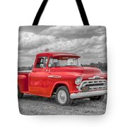 Chevy 3100   7d05235 Tote Bag
