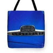 Chevy 3100 Emblem Tote Bag