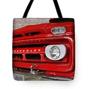 Chevy Beaumont Fire Museum Tx Tote Bag