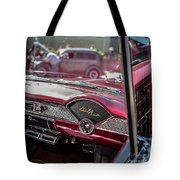Chevy Bel Air Dash Tote Bag