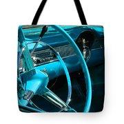 Chevy Bel Air Interior  II Tote Bag