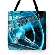 Chevy Bel Air Interior  Tote Bag