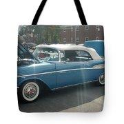 Chevy Belair Tote Bag