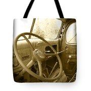Chevy Cab  Tote Bag