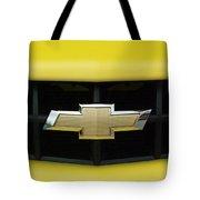 Chevy Camero Emblem 01 Tote Bag
