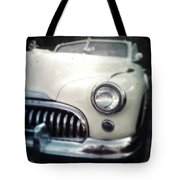 Chevy Doughboy Tote Bag